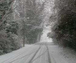 2711 1 11 - Gli inverni freddi del nostro Emisfero. Gran Bretagna: anno 1947, fine gennaio