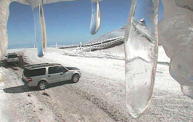 16 gen 15 Mauna Kea snow ice 5Jan2015 - Roma, in giro con gli sci. Video neve 2012