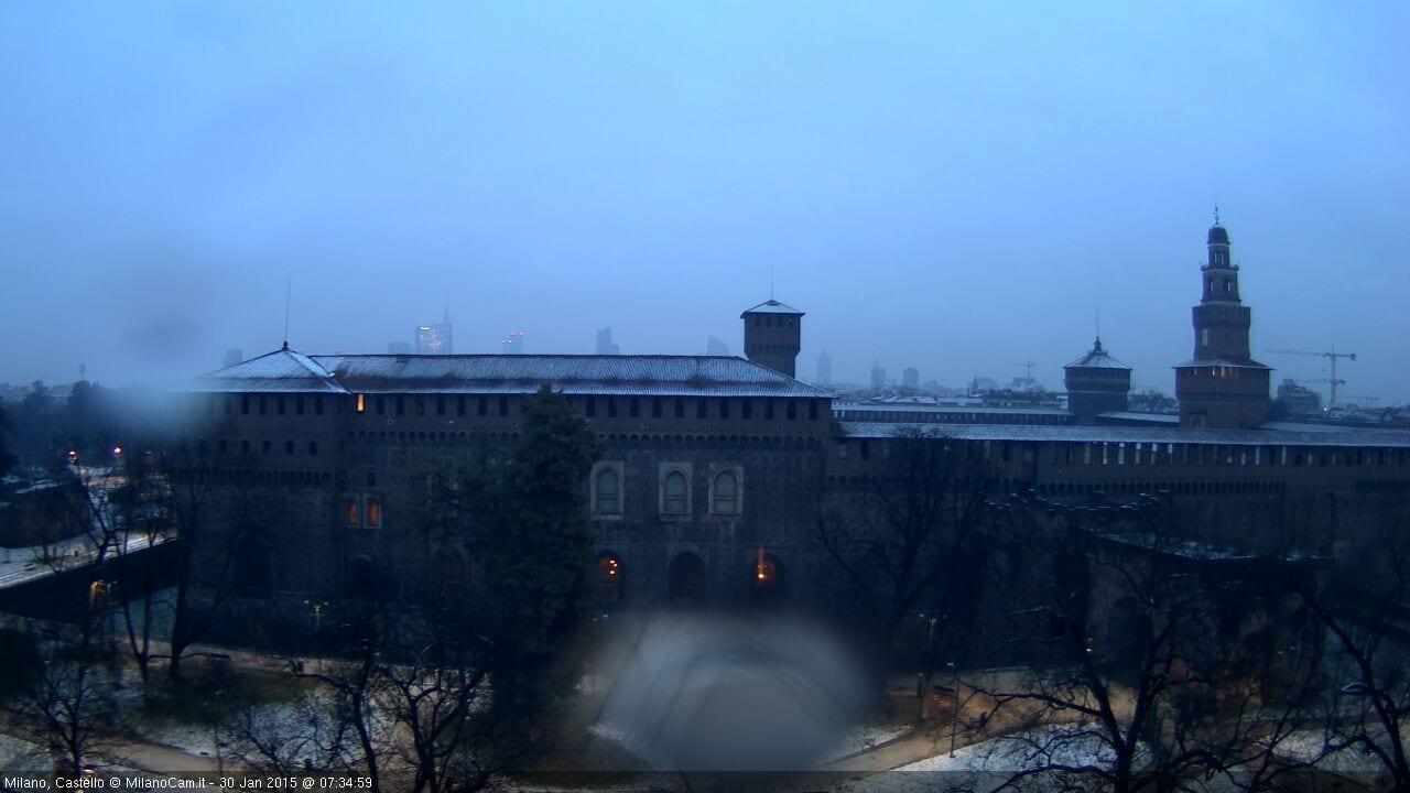 20150130 070125 Castello 1 1280x720 - 01 Febbraio 1956: Il freddo si intensifica
