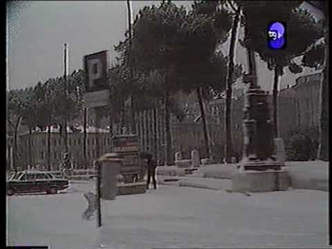 hqdefault11 - Gelo del 7 Gennaio 1985 prima di un'altra pesante nevicata