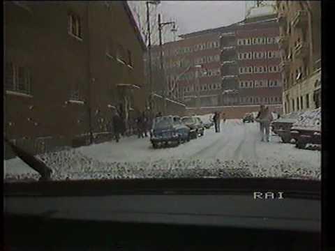 hqdefault9 - Gelo del 7 Gennaio 1985 prima di un'altra pesante nevicata