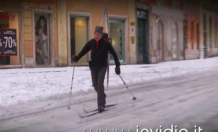 roma - Altro che ritorno dell'Inverno, a fine mese potrebbe venire il Burian