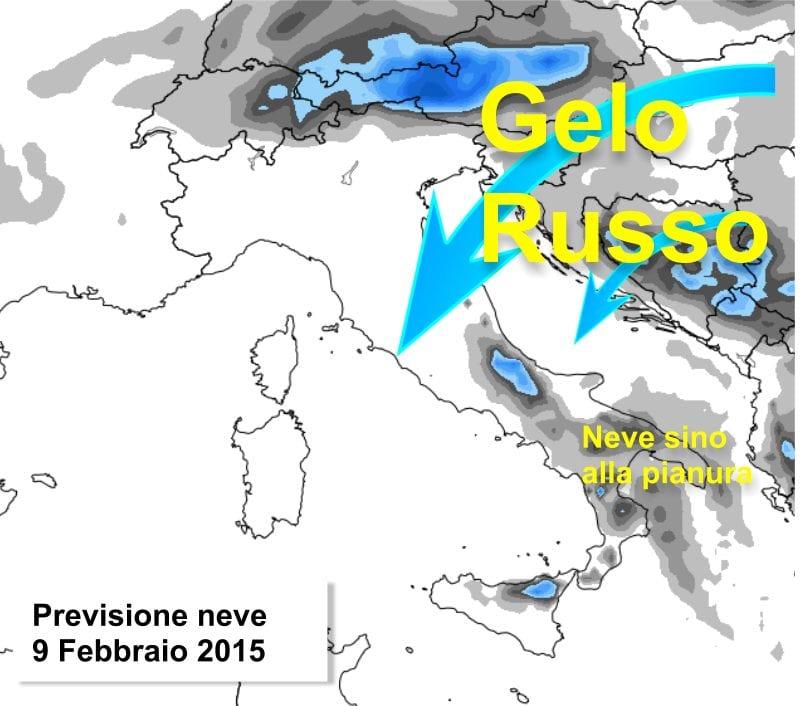 gelo russo