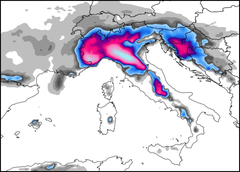 neve - Altro che ritorno dell'Inverno, a fine mese potrebbe venire il Burian