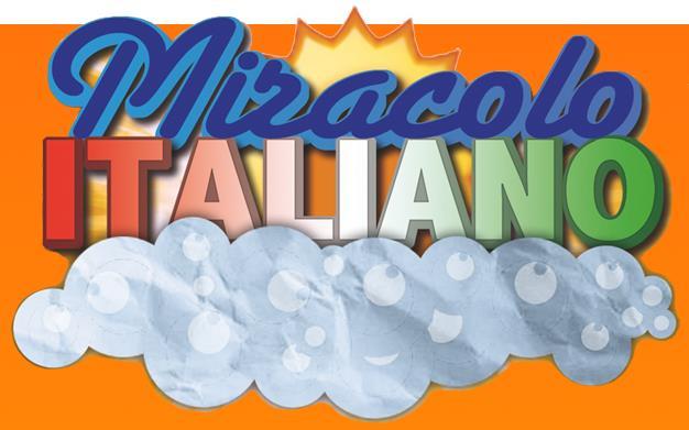 """Un """"Miracolo"""" tutto italiano"""
