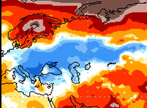 16 set 15 NASA ensemble tmp2m lead2 - Nevicate da record in Siberia, altezze mai viste nel mese di Settembre!
