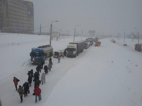 22 ott 15 Omsk1 - Imponente ondata fredda sulla Siberia, evento precoce per il mese di Ottobre