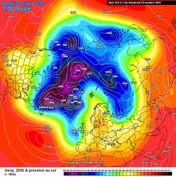 PROSSIMA FASE FREDDA RUSSIA - Imponente ondata fredda sulla Siberia, evento precoce per il mese di Ottobre