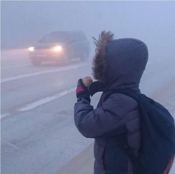 23 dic 15 irlutsk - Imponente ondata fredda sulla Siberia, evento precoce per il mese di Ottobre