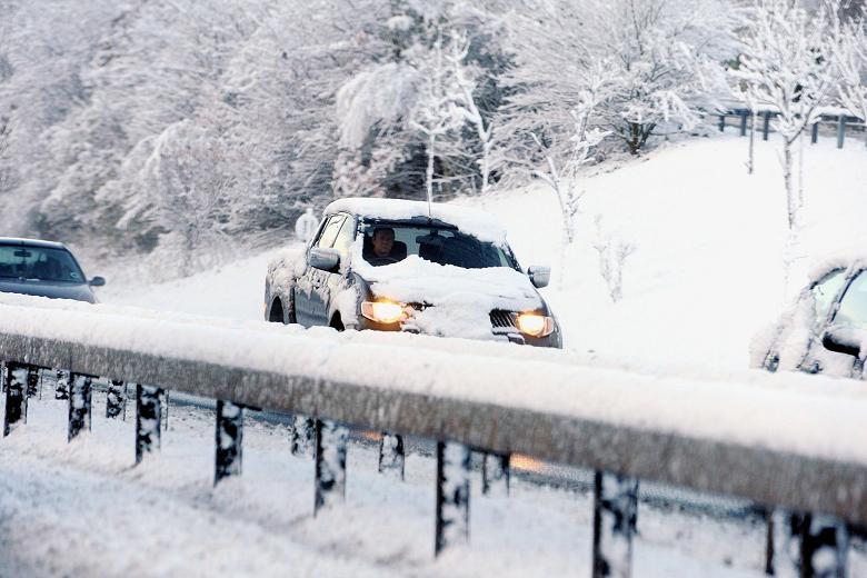 torna la neve - Altro che ritorno dell'Inverno, a fine mese potrebbe venire il Burian