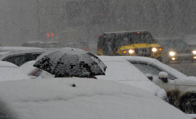 21 gen 16 Snow moscow storm weather - Gennaio 2014: mese di poco più freddo del 2007, ma molto più piovoso e nevoso