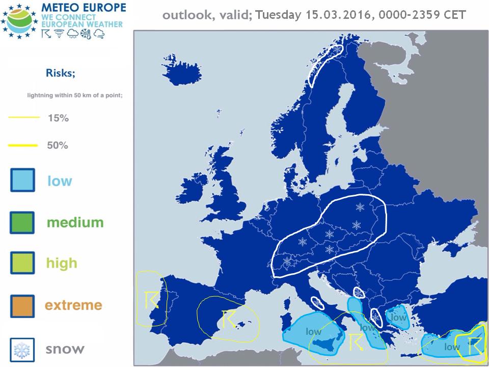 14 mar 16 meteo europe - Stratosfera di nuovo all'attacco: un Final Warming minaccia la Primavera sull'Europa!