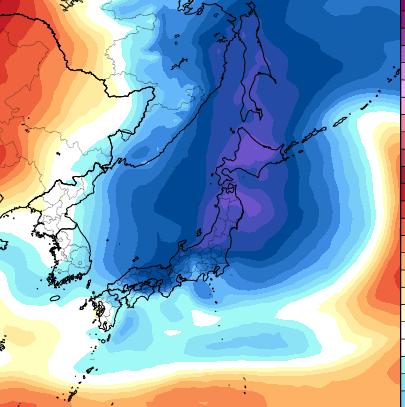 31 mag 16 ecmwf ens T850a fe 3 - Imponente ondata fredda sulla Siberia, evento precoce per il mese di Ottobre