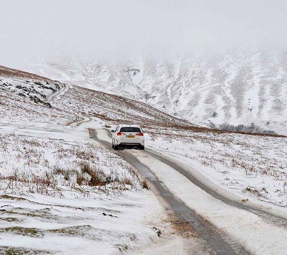 05 ott 16 UK snow weather forecast 664273 - Prima neve sulle pianure tedesche?