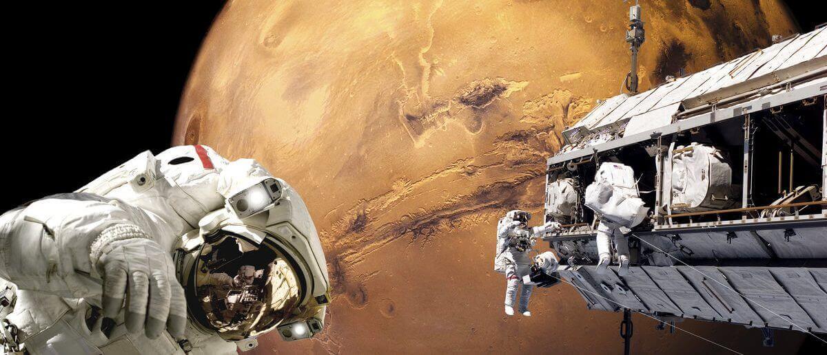21 ott 16 marte - Ere glaciali su Marte: cause comuni con quelle terrestri?
