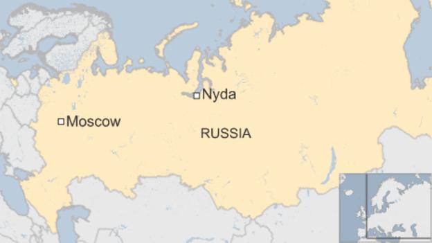 06 nov 16 russianyda4641116 - Rotoli di ghiaccio giganteschi sulle spiagge siberiane!