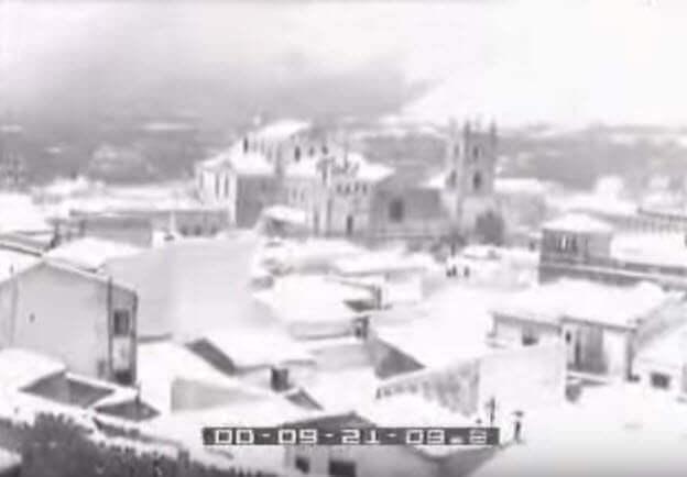 neve 1956 italia 1 - Puglia, Marzo 1987. La siberia in casa