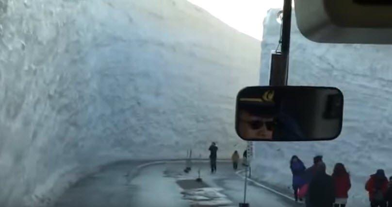 turismo neve giappone - 2 minuti nelle Isole Lofoten, in una delle rare schiarite