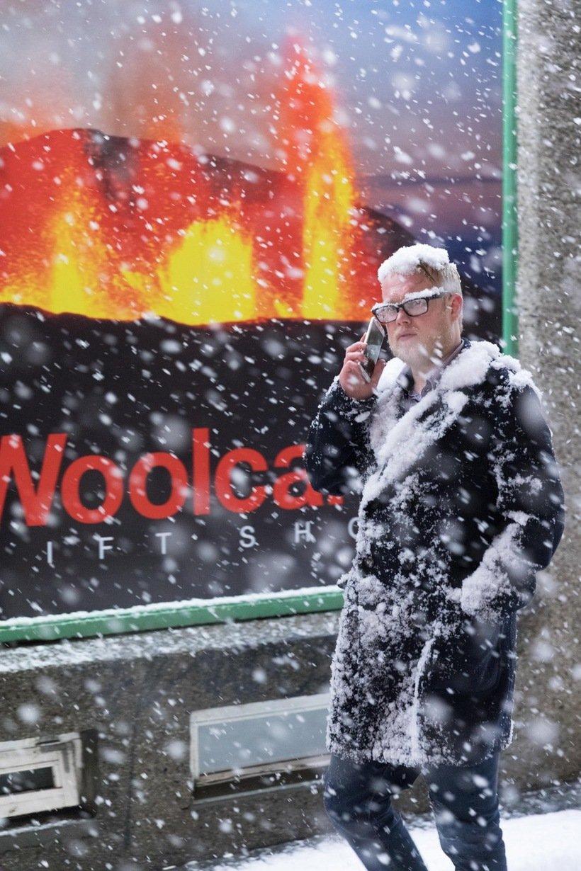 946206 - Reykjavik, inedite foto della nevicata da record