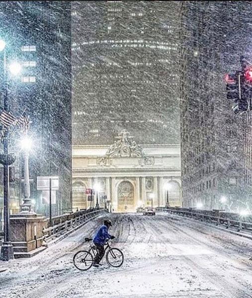 new york 1 - Global Warming esiste, è una realtà conclamata