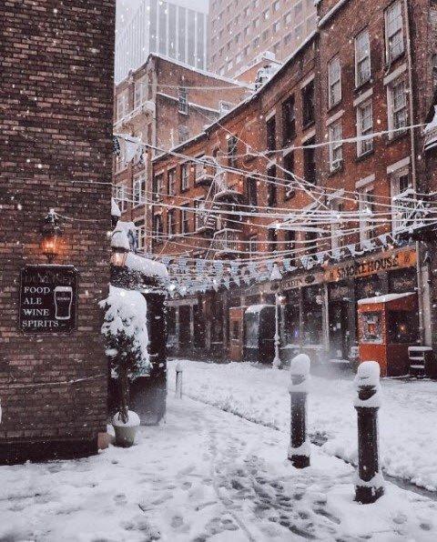 new york 2 - New York, la super metropoli patria del meteo estremo