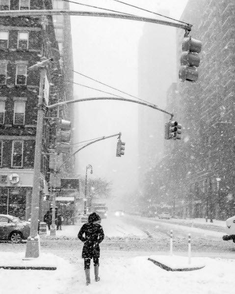 new york 3 - New York, la super metropoli patria del meteo estremo