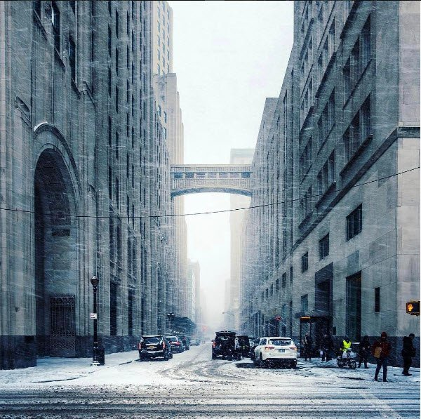 new york 4 - New York, la super metropoli patria del meteo estremo