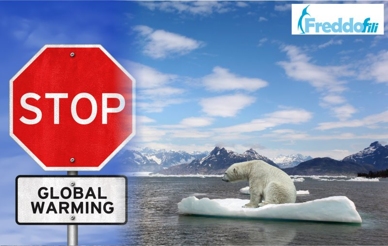 global warming - Global Warming esiste, è una realtà conclamata